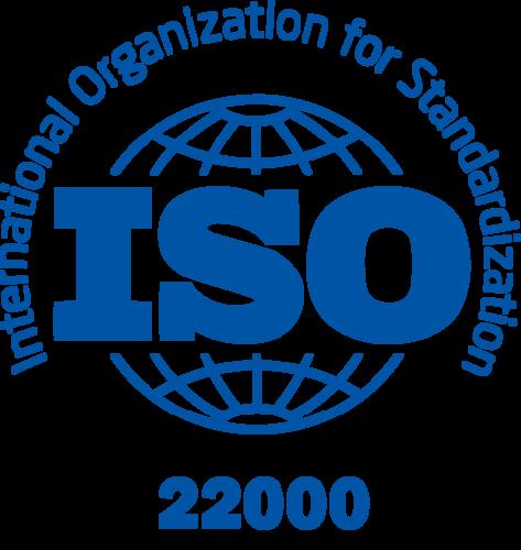 ISO 22000 (HACCP)